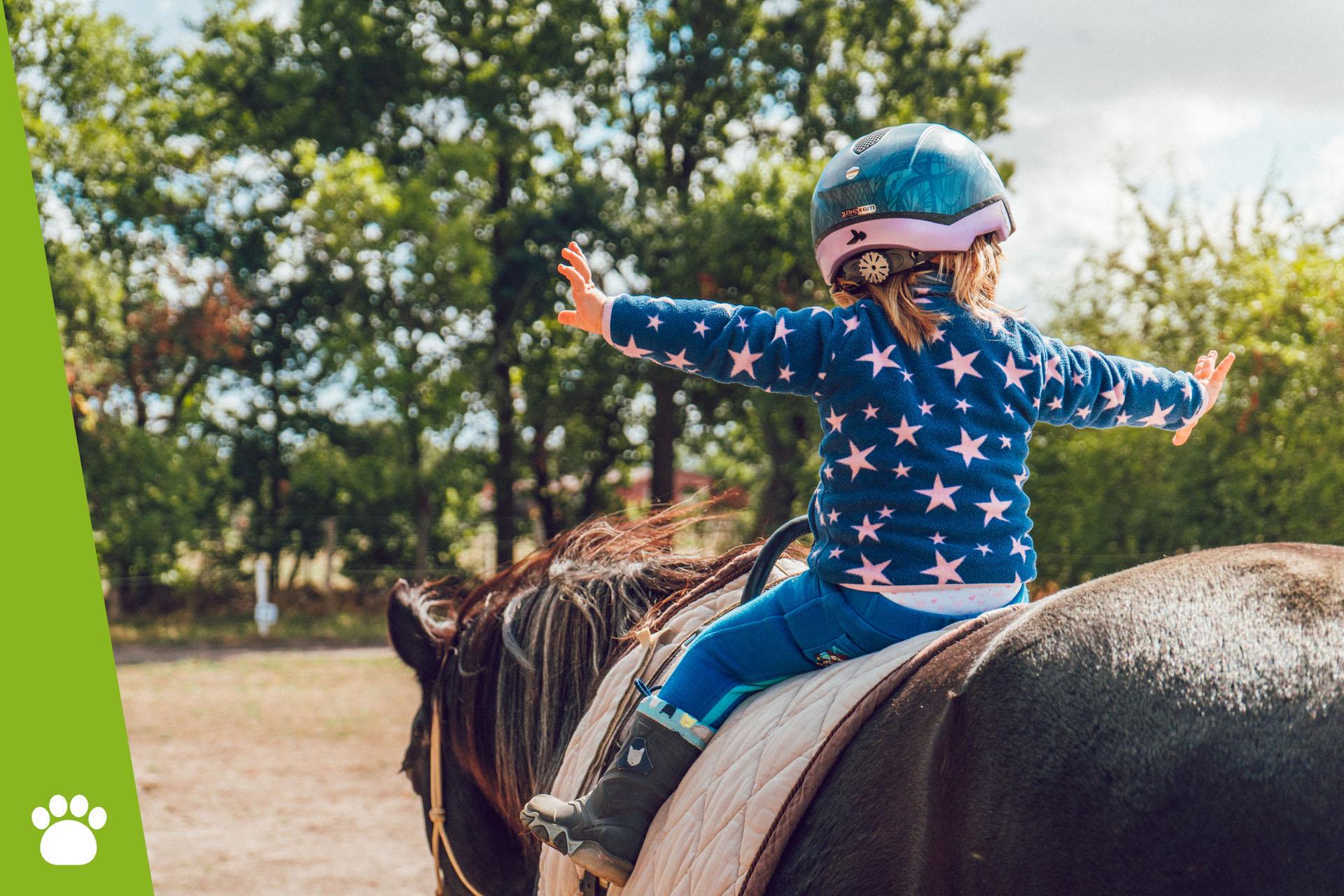 Jazda konna dla dzieci - od kiedy zacząć?